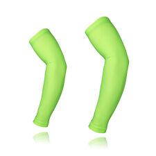 Bike Bicycle Cycling Leg Arm Sleeve Warmer Running Training Athletic Skin Covers