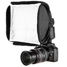 Mini Portable 9inch Softbox Diffuser for Flash/Speedlite/Speedlight 23x23cm ADC
