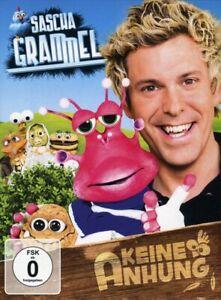 Sascha Grammel - Keine Anhung [2 DVDs] [DVD] [2013] gebr.-gut