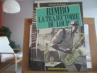 RIMBO LA TRAJECTOIRE DU LOUP EO 1984 TTBE ANDREPIO
