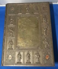 The Holy Bible of Canon Crampon: Luxury Edition (Circle of Bibliophile) In Metal