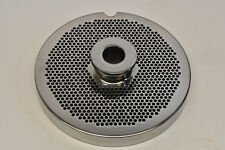 """New #56 x 1/8"""" holes Stainless Meat Grinder disc plate for Butcher Boy Omcan"""