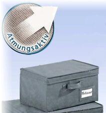 Aufbewahrungsbox Ablage Ordnungssystem Faltbox atmungsaktiv 34 x 24 x 19 cm