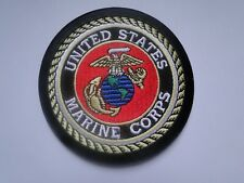 Aufnäher/Patch   United States Marine corps ca 7,5  cm