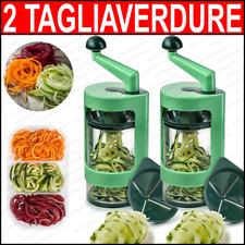 2 PEZZI SUPER JULIETTI Tagliaverdure super giulietti Taglia verdure Julienne
