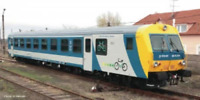 Roco 64664 HO Gauge MAV Bpmbdfee 2nd Class Driving Coach VI