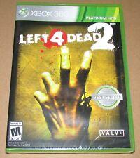 Left 4 Dead 2 (Microsoft Xbox 360) Brand New / Fast Shipping