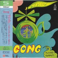 GONG-FLYING TEAPOT-JAPAN MINI LP SHM-CD H25