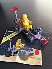 LEGO SPACE 6826 - Crater Crawler - 100% complete. With Instructions