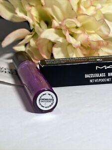 NIB Mac Dazzleglass Lip Gloss FUNTABULOUS by M.A.C - Full Size 1.92 g Fast/Free