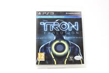 TRON EVOLUTION PLAY STATION 3 PS3