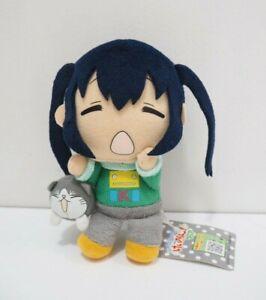 "K-On! Azusa Nakano Cat Lawson 6"" Plush TAG Stuffed Toy Doll Japan"