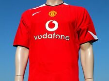 New Nike Manchester United 2004-2006 Short Sleeve Home Shirt XL