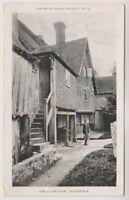 Kent postcard - The Lych-Gate, Penshurst - P/U 1906 (A662)