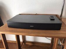 Bose Solo TV Sound System Mod.410376  inkl. Fernbedienung / Manual / Opt. Kabel