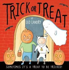 Trick or Treat (Brand New Hardcover) Leo Landry