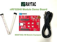 Nordic nRF52840 Raytac BT5 Module Demo Board BLE Bluetooth Development Kit