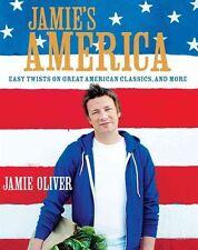 Jamie's America by Jamie Oliver - Hardcover - NEW - Book