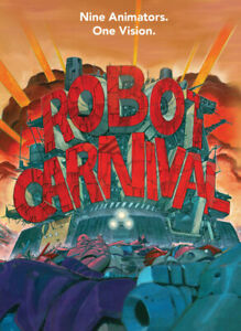 Robot Carnival - Official R1 anime DVD NEW