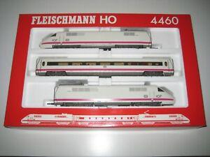Fleischmann H0 4460 - Automotor con 3 trenes BR 410 DB