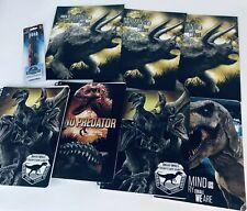 Back To School Supplies Jurrasic World Park Dinosaurs Notebooks Folders Pencils
