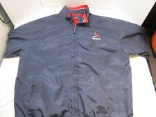 ST. LOUIS CARDINALS Gear For Sports Zip up Windbreaker Jacket L Men's Large