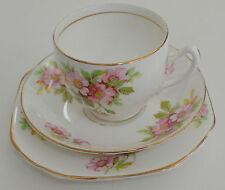 Duchess # 532, Floral Trio, Cup, Saucer & Plate, Beautiful Estate Item (#2)