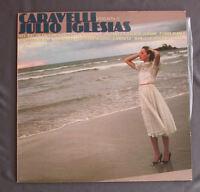 """Vinilo LP 12"""" 33 rpm CARAVELLI INTERPRETA A JULIO IGLESIAS"""