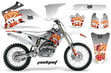 AMR RACING OFF ROAD MOTORCYCLE DECAL MX GRAPHIC KIT YAMAHA YZ 250/450 F 06-09 JP