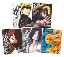 Naruto Shippuden: Anime Series Complete DVD Box Set(s) 1 - 5 Episodes 1-65 UNCUT