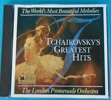 Reader's Digest's CD, Tchaikovsky Greatest Hits by London Promenade Orchestra
