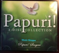 Papuri Singers,Papuri Collection, 2 CD Collection Sealed