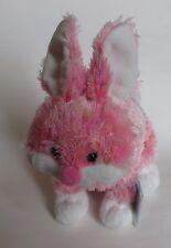 WB1 Cheeky Bunny Rabbit pink WEBKINZ PLUSH new code ganz stuffed animal
