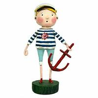 Lori Mitchell ESC and Company Ahoy Mate Sailor Boy 12278