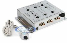 New Hifonics Hfxr 3-Way Crossover Remote Bass Audio Control & 8.5V Preamp Output