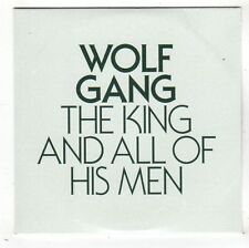 (FY53) Wolf Gang, The King And All Of His Men - 2011 DJ CD