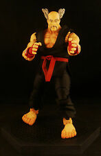 CUSTOM MARVEL LEGENDS STREET FIGHTER MORTAL KOMBAT TEKKEN HEIHACHI MISHIMA 6""