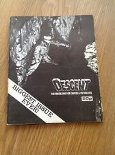 DESCENT - The magazine for cavers and potholers - No 26 Jan 1974