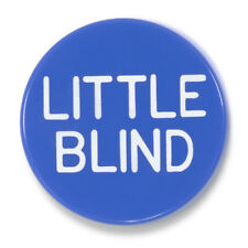 """Brybelly 1.25"""" Little Blind Engraved Poker Button"""