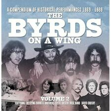 THE BYRDS-ON A WING VOLUME 2 6CD SET