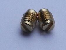 """Lucas Bm4 Amperímetro 1/4 """"Bsf tornillos de GRUB - 1 Par"""