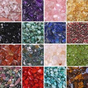 Mini Trommelsteine edelsteine Granulat Ladesteine Entladesteine A Qualität 5-9mm