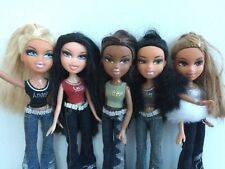 Bratz Forever Diamonds Collection Cloe Jade Sasha Yasmin And Sharidan