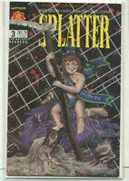 Splatter #3 NM   Northstar Comics CBX1Y