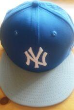 Blu & Grigio New Era New York Cap Taglia 7 1/4 (57.7 cm)