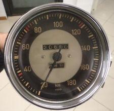 BMW NK 1600 Ti 1800 Tisa 2000 Tacho VDO excellent Speedometer 180km raritatrare