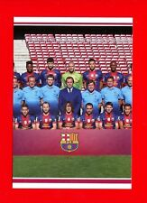 FC BARCELONA 2012-2013 Panini - Figurina-Sticker n. 3 - TEAM 2/3 -New