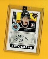 D14820 2008-09 ITG Heroes and Prospects Autographs #ATE Tyler Ennis  BK$20