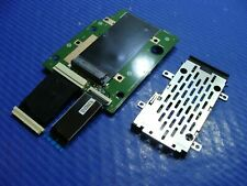 "Dell Studio 1555 Pp39L 15.6"" Genuine Laptop Card Reader Board with Cables W955J"
