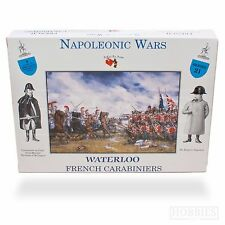a Call to Arms 1/32 Waterloo French Carabiniers X 4 # 3221